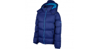 Jako Winter jacket with hood marine