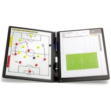 FOOTBALL - magnetic tactics map leather