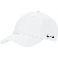 Jako Cap Classic white 00
