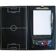 Jako Coaches folder black 22,5 x 36 cm