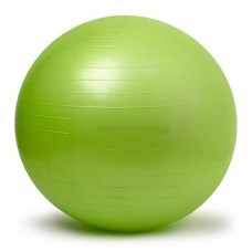 Gymnastics Ball Green Size 75 cm