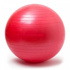 Gymnastics Ball Red Size 75 cm