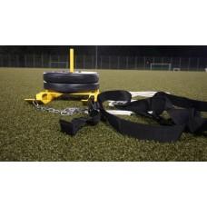 Sprint sledge (weight sledge) 9 kg