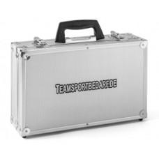 Medical case - Aluminium (without content) Dimensions: 41 x 25 x 12 cm