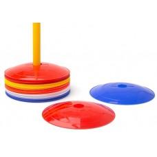 Marking discs (flat) – set of 40