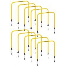 10 Goal archway - high 60 cm
