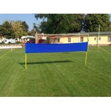 Mobile goalkeeper screen - Width: 3 m - 1 cloth