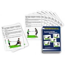 "Training Cards - ""Training Belt 1"" (30 Workouts)"