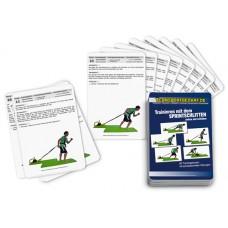 "Training cards - ""Sprintschlitten"" (30 workouts)"