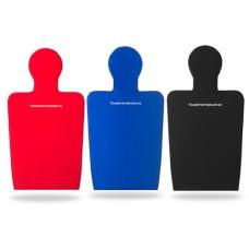 dummy shirt - 1 pices colour black
