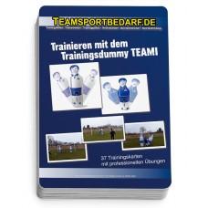 """Training Cards - """"Training dummy TEAMI"""" (37 units)"""
