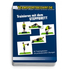 "Training Cards - ""Steppbrett"" (30 Workouts)"