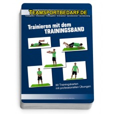 """Training Cards - """"Training Band"""" (30 workouts)"""