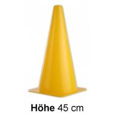 Cones in yellow - Height: 45 cm