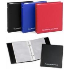 Passport folder - player passport folder A6 black