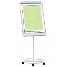 FOOTBALL - Tactical Flipchart Mobile 700 x 1000 mm
