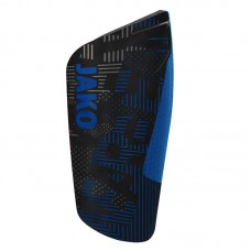 Jako Shin guard Competition light royal-black 04