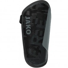 Jako Shin guard Competition Basic anthracite-black 08
