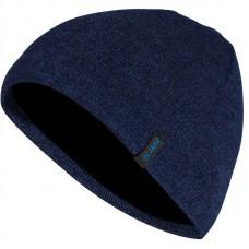 Jako Knitted cap navy melange 09