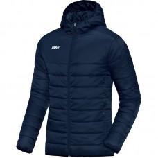 Jako Quilted jacket Classico navy 09