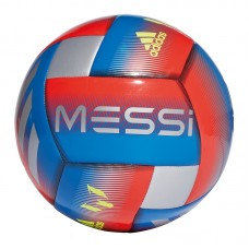adidas Messi Competition Trainingsball Blue Red