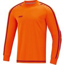 GK jersey Striker 2.0 neon orange-wine red