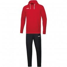 JAKO jogging suit base with hooded sweatshirt 01