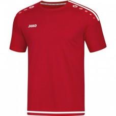 Jako Jersey Striker 2.0 S S chili red-white Junior 11