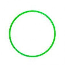Coordination Ring ø 50 cm Green