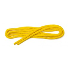 Gymnastic skipping rope (3 colours) - length 3 m Yellow