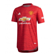 Manchester United Trikot Home 2020/2021 Red